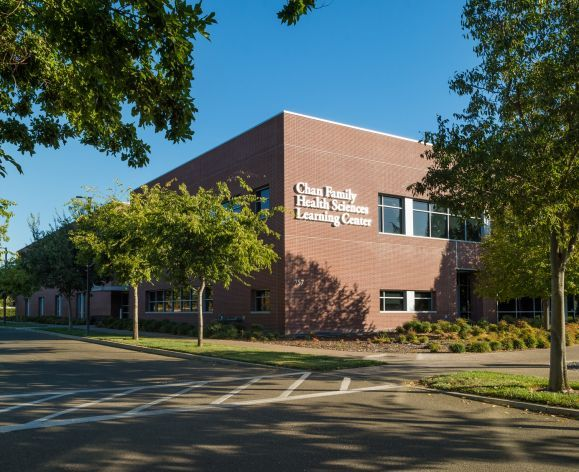 Chan Family Health Sciences Learning Center and Clinics
